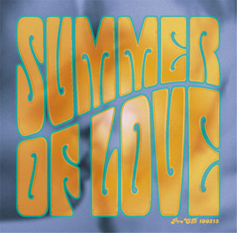 Summer of Love Jazz CD package